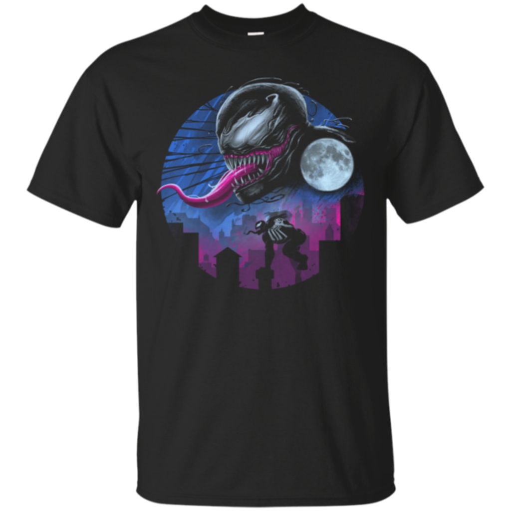 Pop-Up Tee: The Symbiote Story