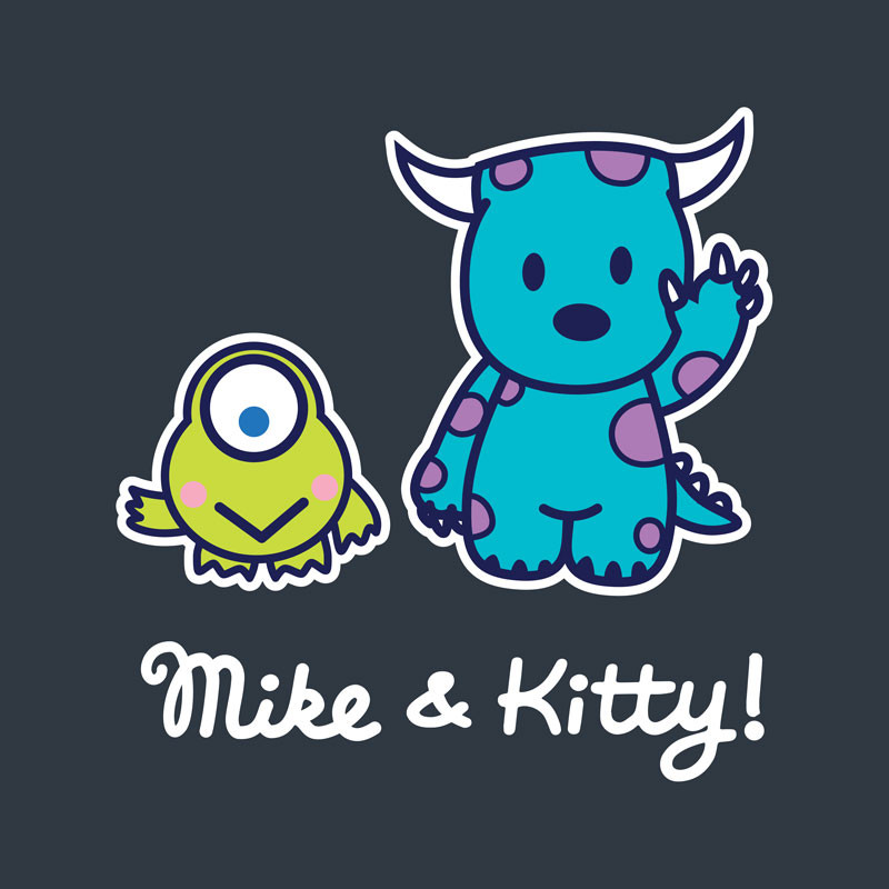 Wear Viral: Mike and Kitty
