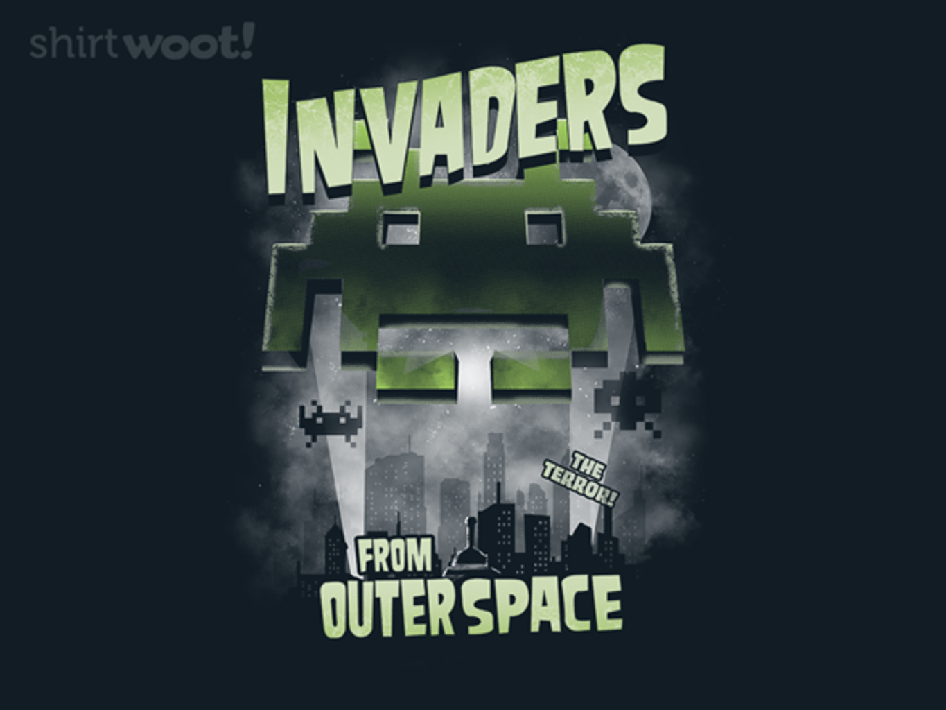 Woot!: Invaders from Outer Space