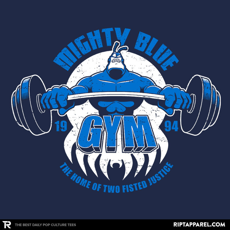 Ript: Mighty Blue Gym