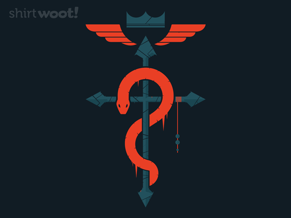 Woot!: Alchemist
