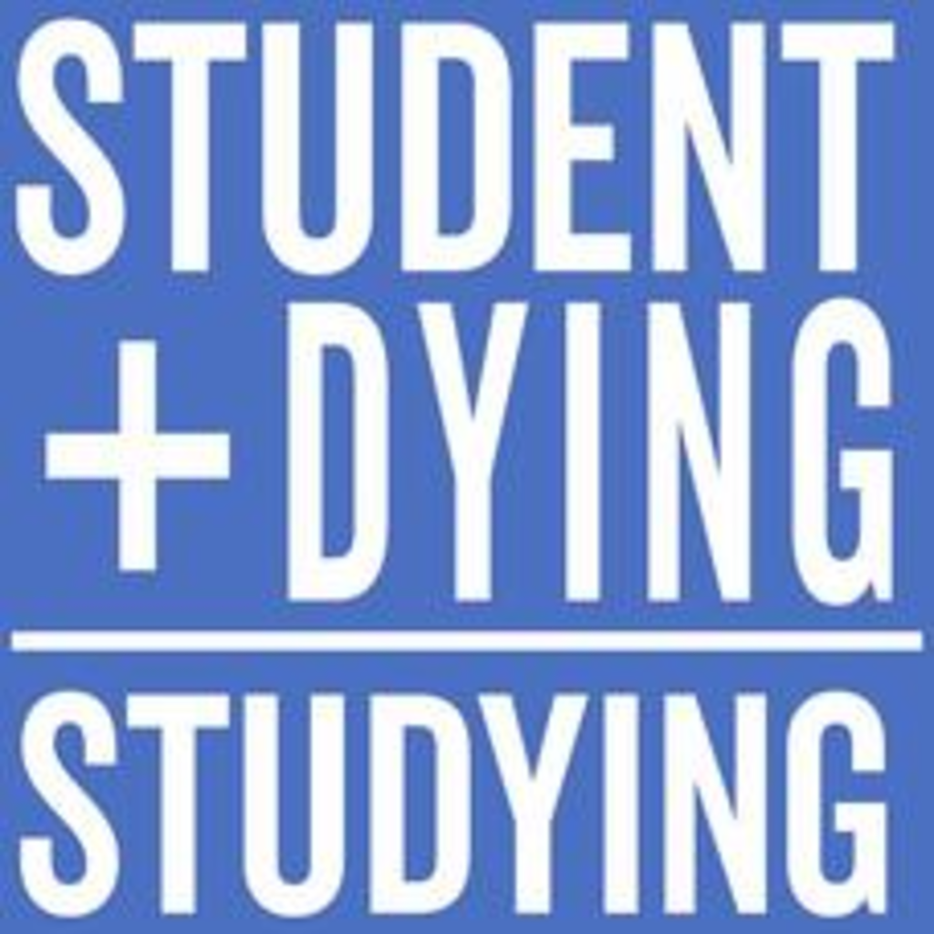 Textual Tees: Student Plus Dying T-Shirt