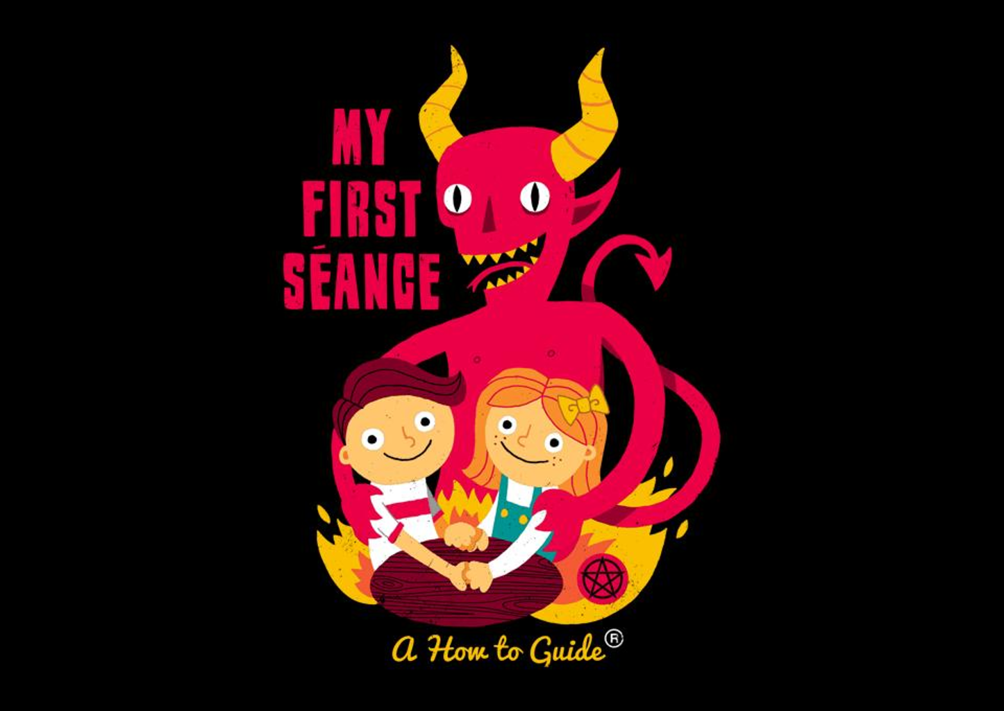 TeeFury: My First Seance