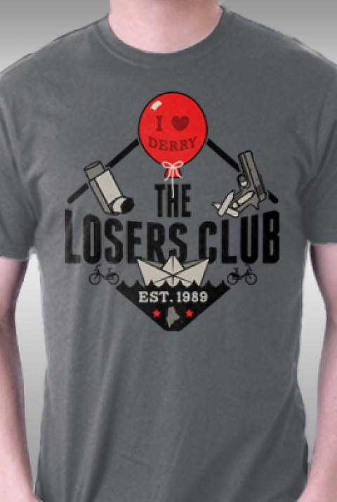 TeeFury: Losers Club 1989
