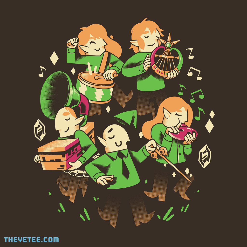 The Yetee: Musicians
