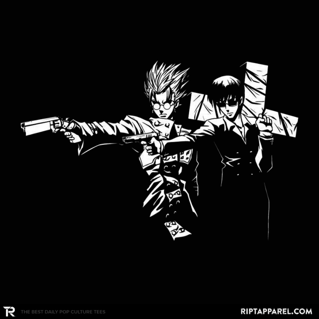 Ript: Trigun Fiction Reprint