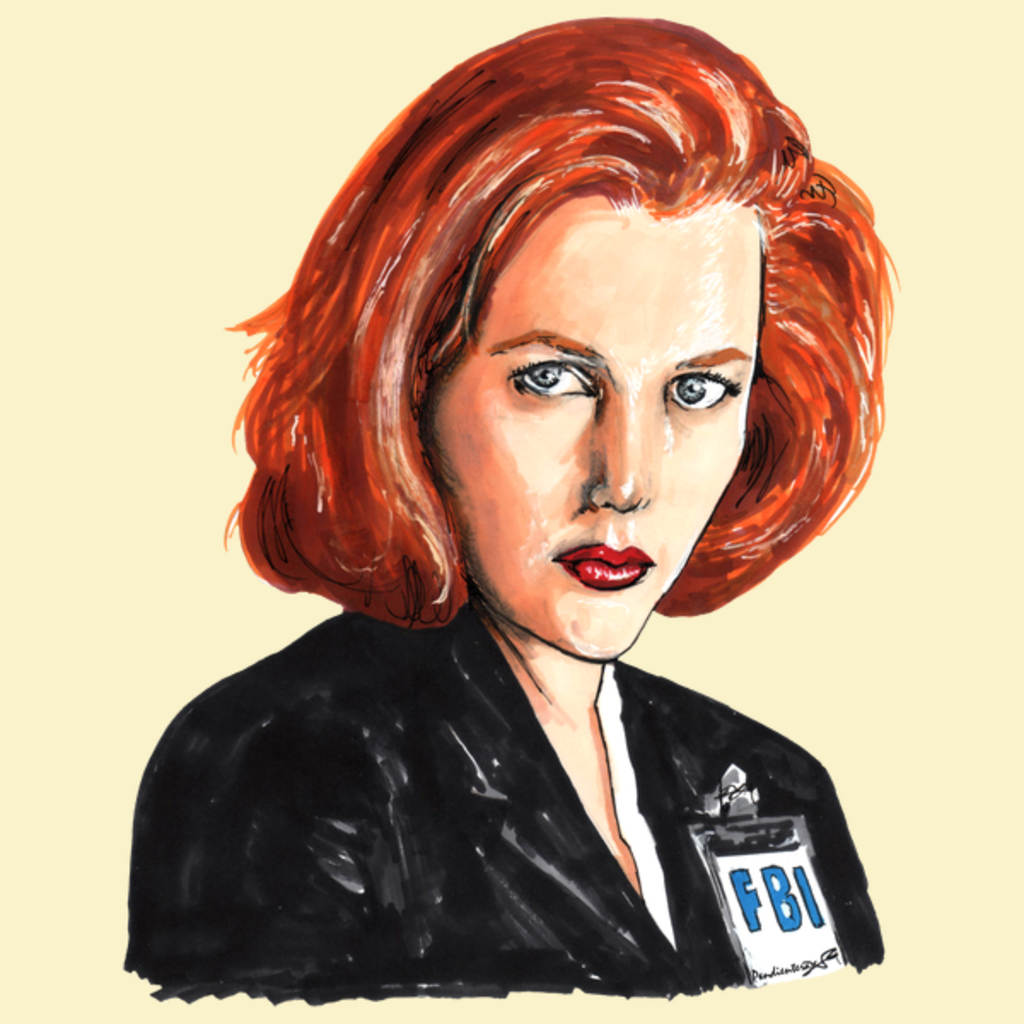 NeatoShop: Scully