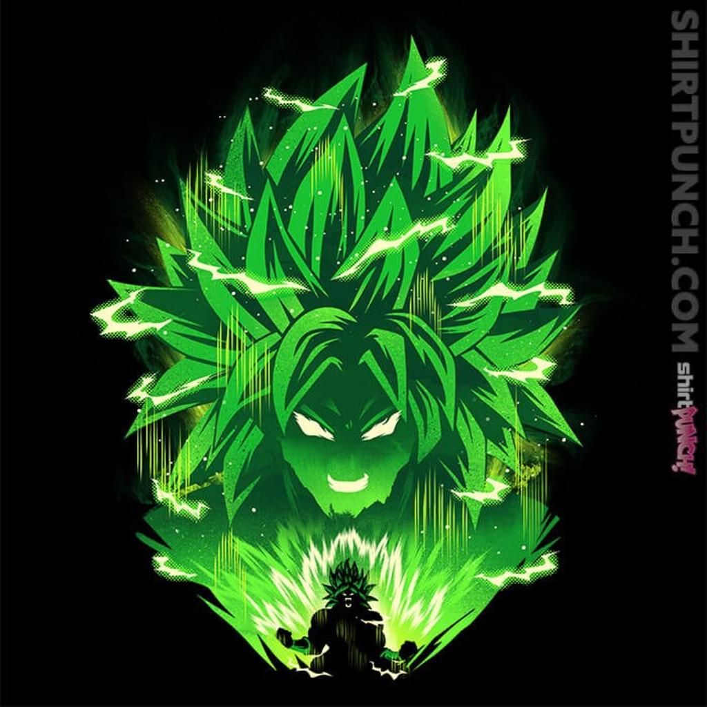 ShirtPunch: Legendary Full Power