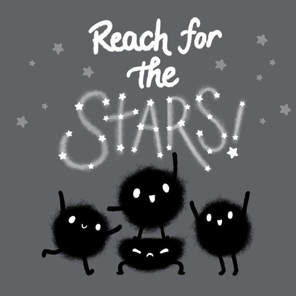 TeeTurtle: Reach for the Stars