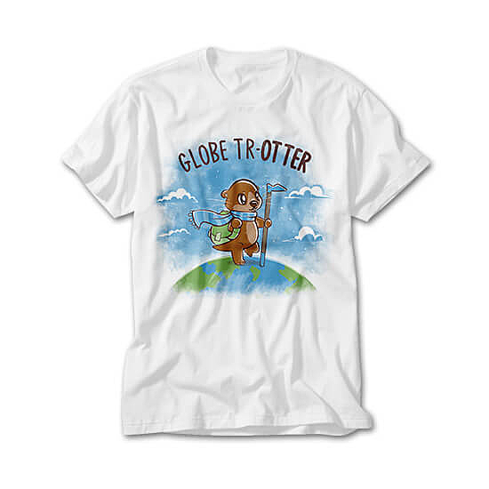 OtherTees: Globe TrOTTER