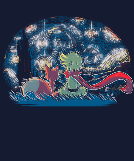 Qwertee: Friends of stars