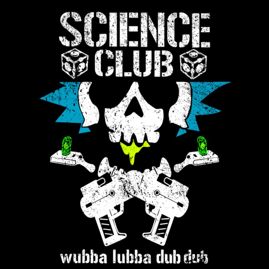 NeatoShop: Science Club