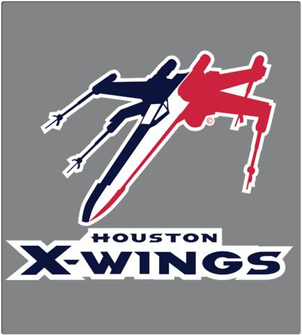 Shirt Battle: Houston X-Wings