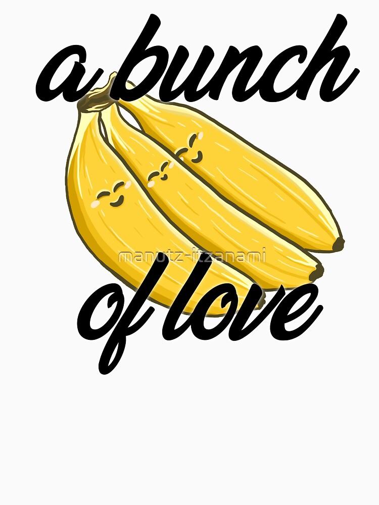RedBubble: Polyamorous Bananas