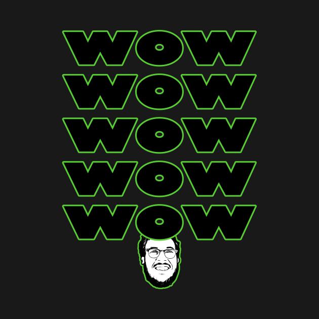 TeePublic: Wow Wow Wow Wow Wow