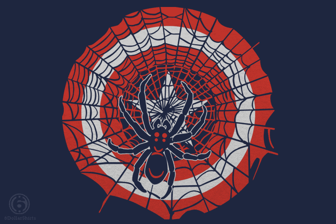 6 Dollar Shirts: Spider and Star