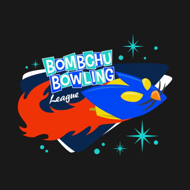 TeePublic: Bombchu Bowling League