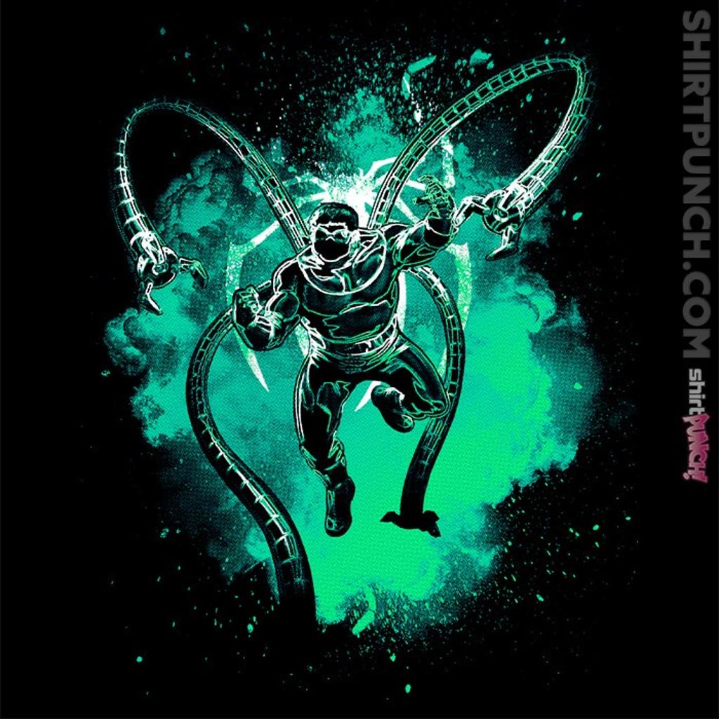 ShirtPunch: Octopus Soul