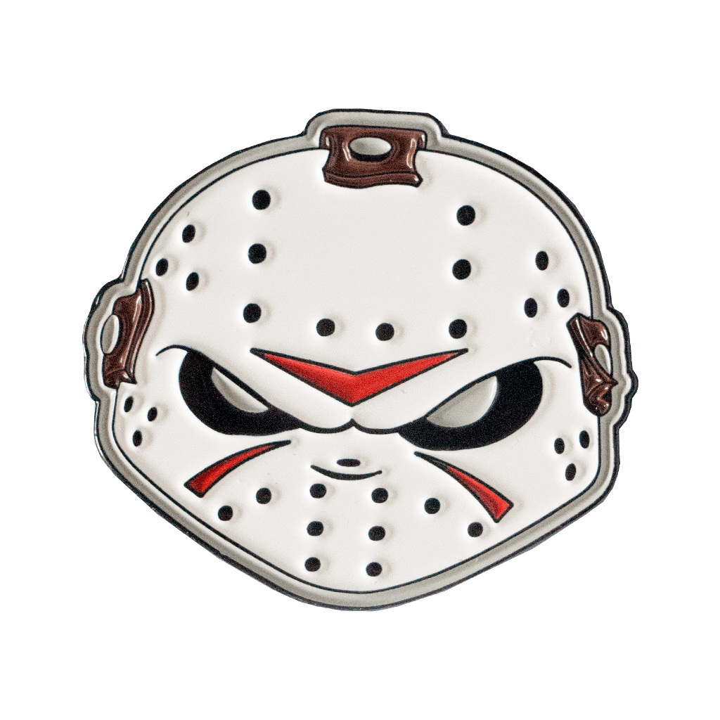Pop Vulture: Jason the 13th Pin