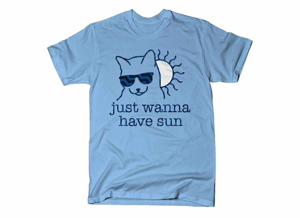 SnorgTees: Just Wanna Have Sun