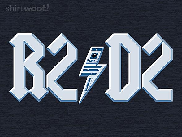 Woot!: Rock2D2