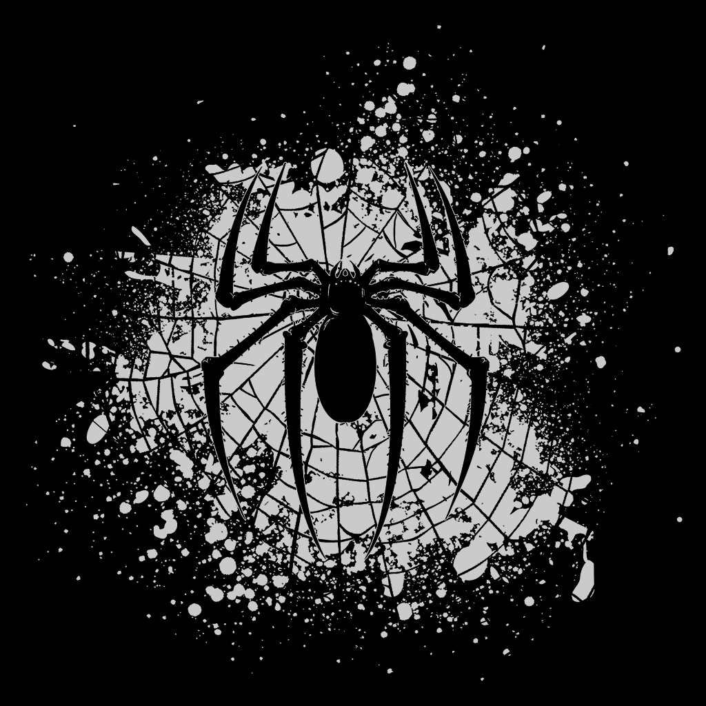 Pop-Up Tee: Arachnophobia