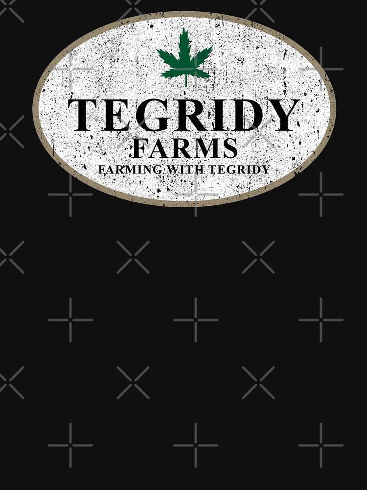 RedBubble: Tegridy Farms - Farming With Tegridy
