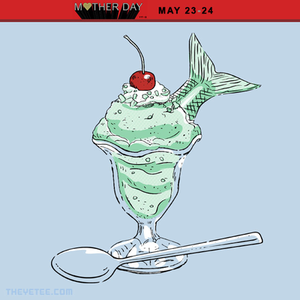 The Yetee: 100% Organic Trout