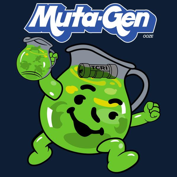 NeatoShop: Muta-Gen Ooze