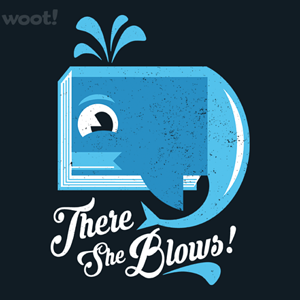 Woot!: There She Blows