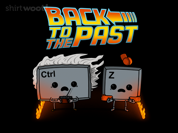 Woot!: Back To The Past