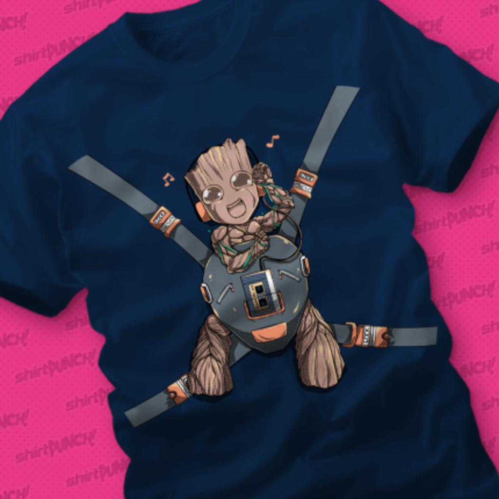 ShirtPunch: Groot Carrier