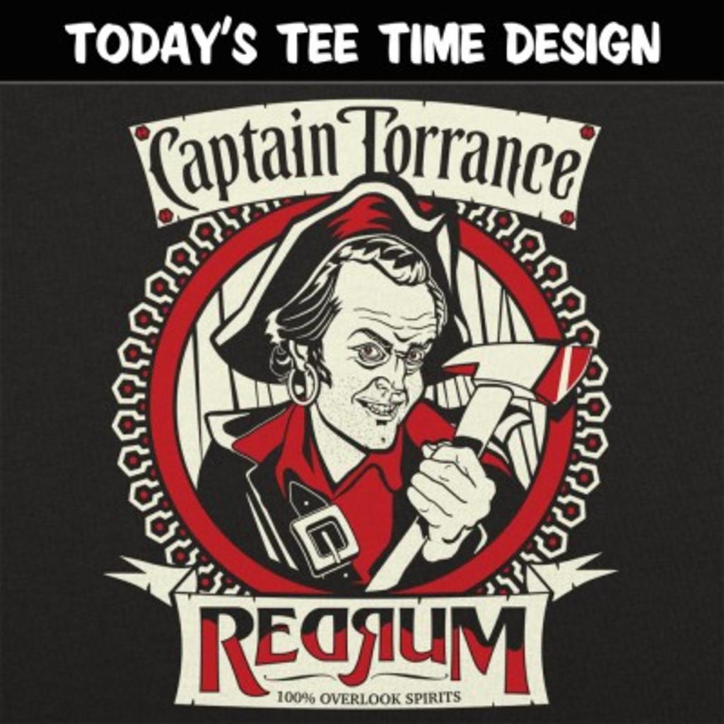 6 Dollar Shirts: Captain Torrance Red Rum