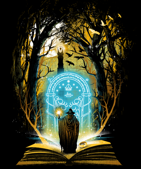 Qwertee: Book of Magic and Adventures