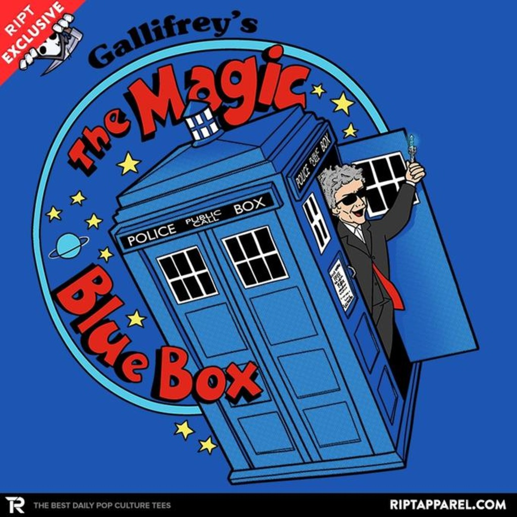 Ript: Magic Bluebox