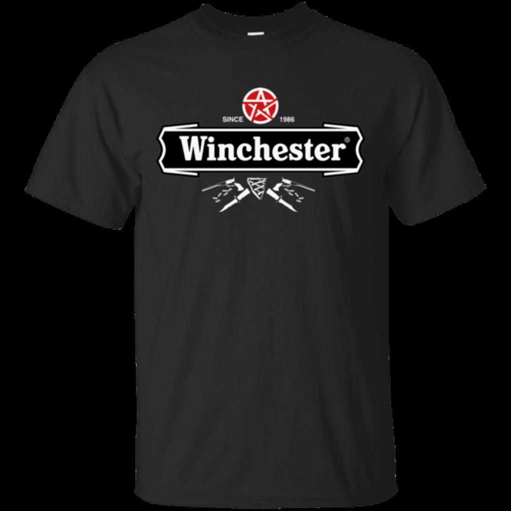 Pop-Up Tee: Winchester Beer
