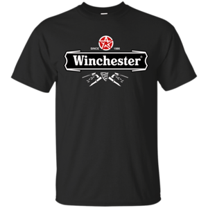 Pop-Up Tee: Winchester Beer