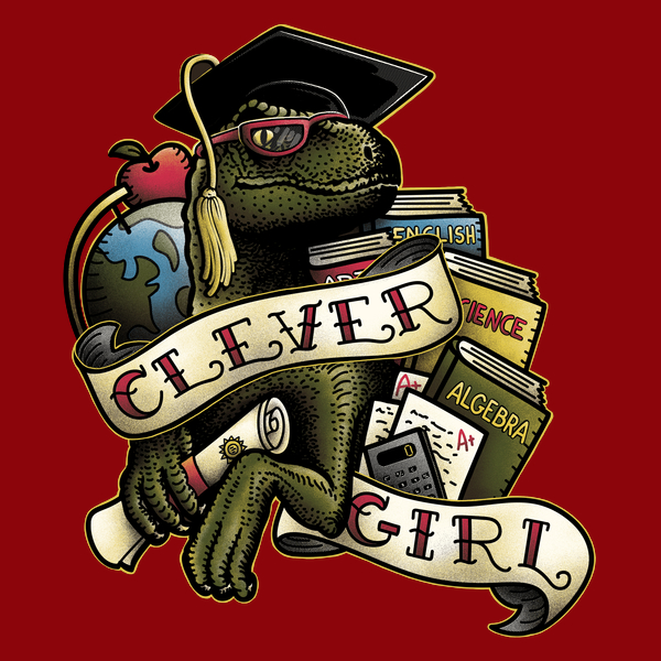 NeatoShop: Clever Girl
