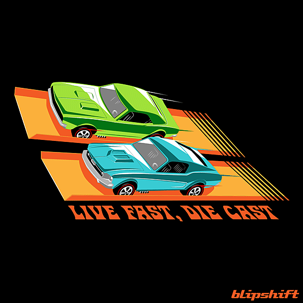 blipshift: Live Fast Die Cast