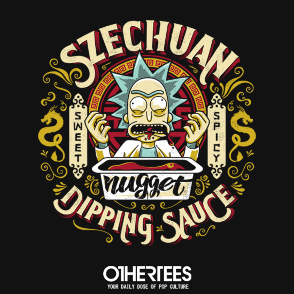 OtherTees: Grandpa's Nugget Sauce