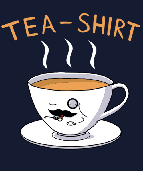Qwertee: Tea-Shirt