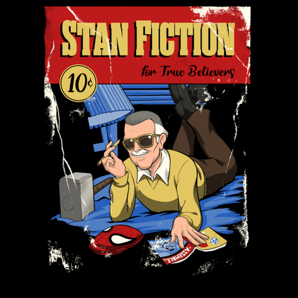 NeatoShop: Stan Fiction