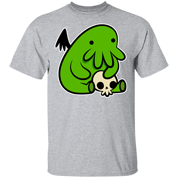 Pop-Up Tee: Baby Cthulhu