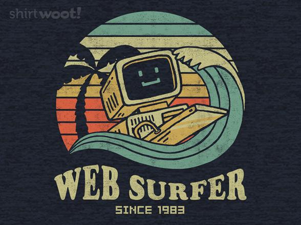 Woot!: Web Surfer