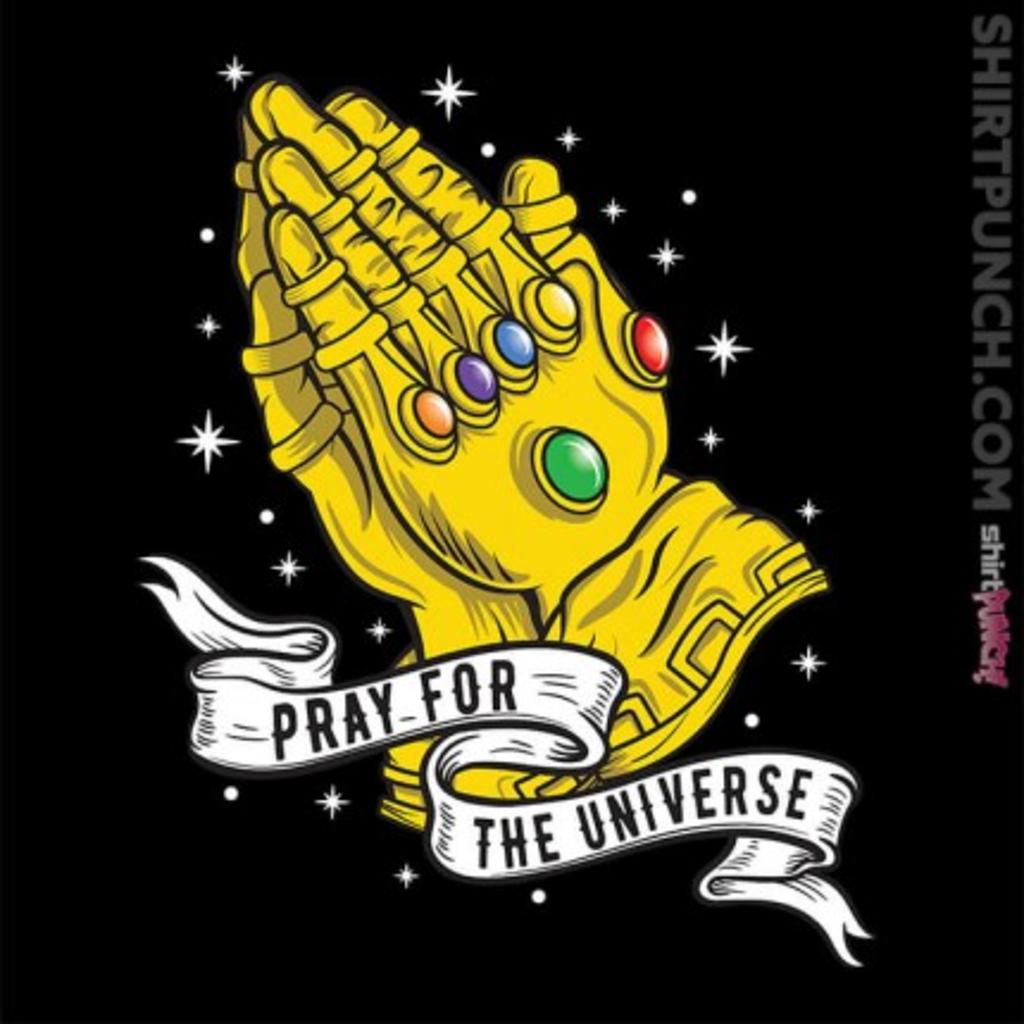 ShirtPunch: Infinite Prayer