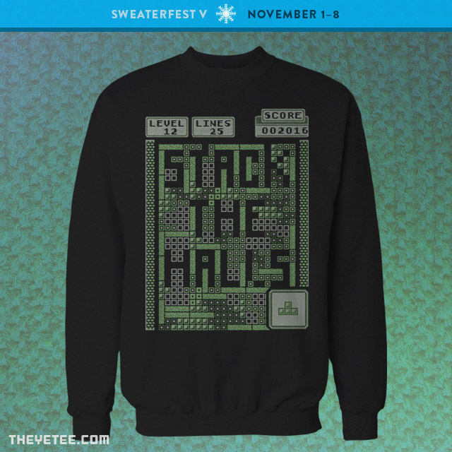 The Yetee: Stack the Halls!