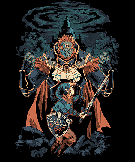 Qwertee: The Darkness Falls