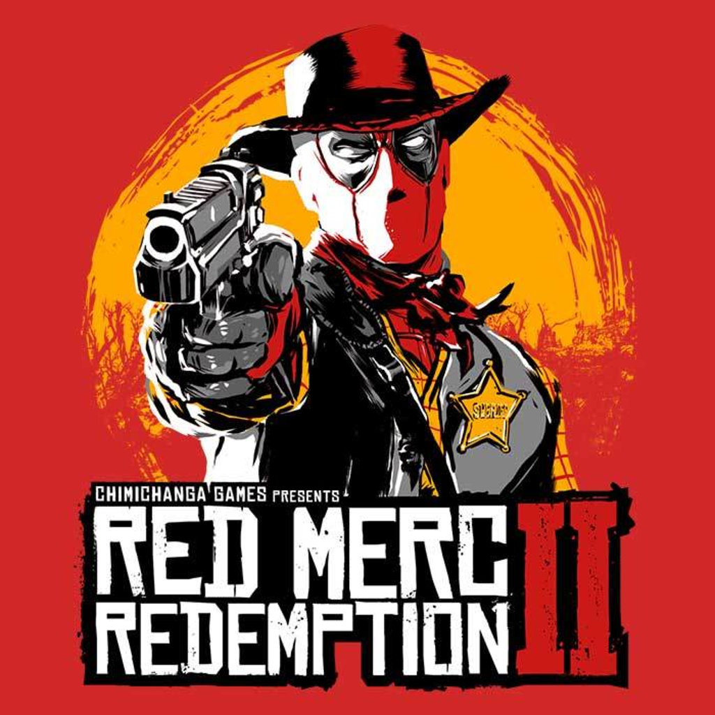 Once Upon a Tee: Red Merc Redemption II