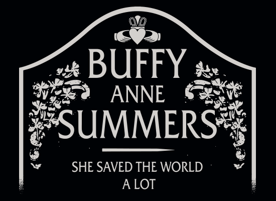 SnorgTees: Buffy Anne Summers
