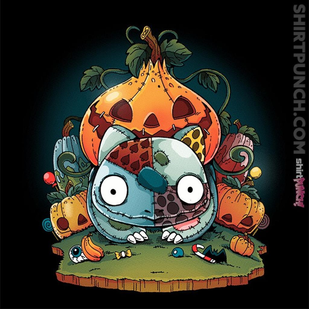 ShirtPunch: Creepysaur